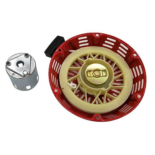 Arrancador de Retroceso para Honda GX340 GX390 GX610 GX620 11HP ...