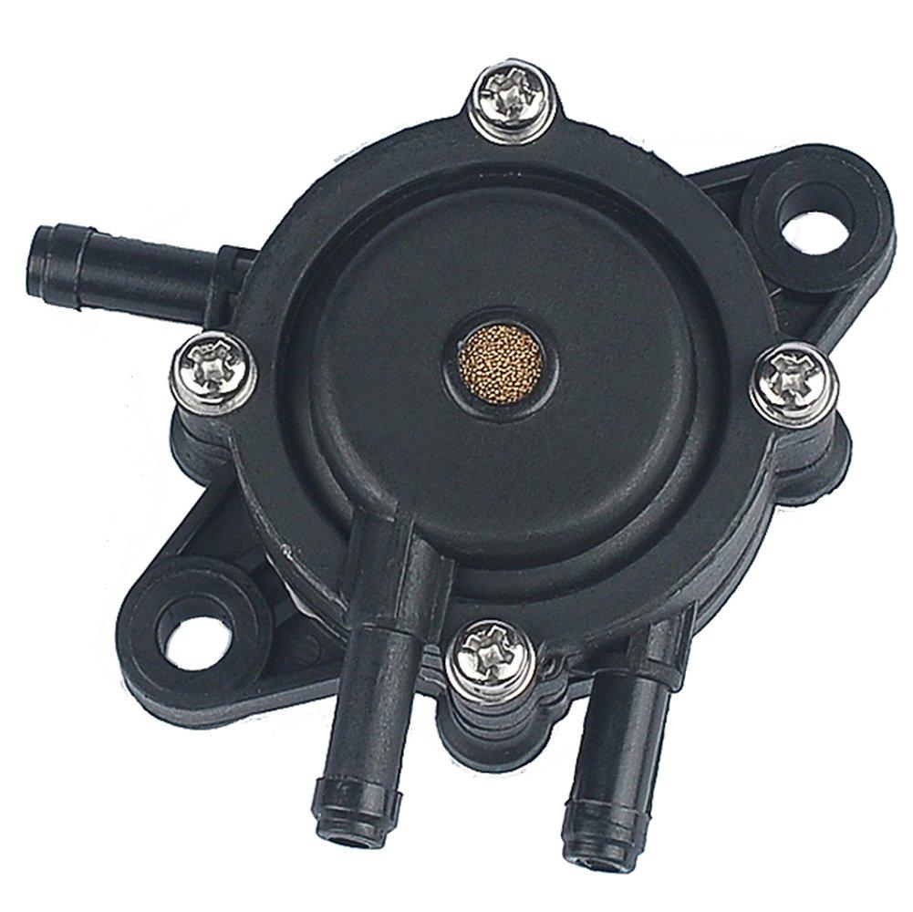 Hipa Fuel Pump 24 393 04 S 16 For Kohler Lincoln Welder Ch17 Ch25 Cv17 Cv25 Ch730 Ch740 Cv730 Cv740 17hp 25hp Engine Lawn Mower Garden Outdoor