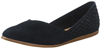 4f5d30e9a0cdd Amazon.com | Toms Women's Diamond Jutti Pointed Toe Flat | Flats
