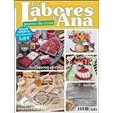 ÁLBUM COLECCIÓN LABORES DE ANA nº 64 - Revista de Punto de cruz