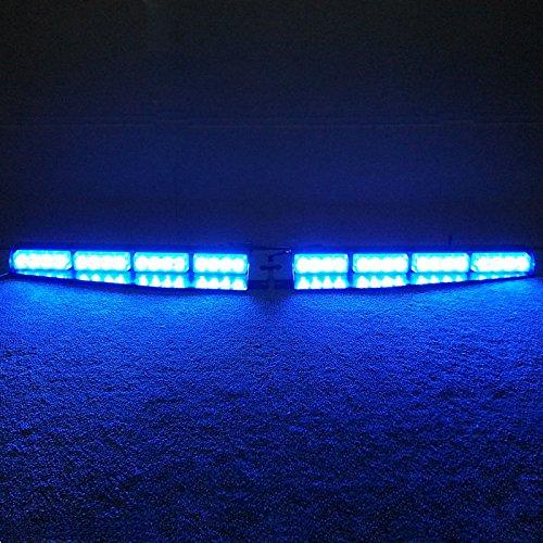 Blue Led Visor Light in US - 5