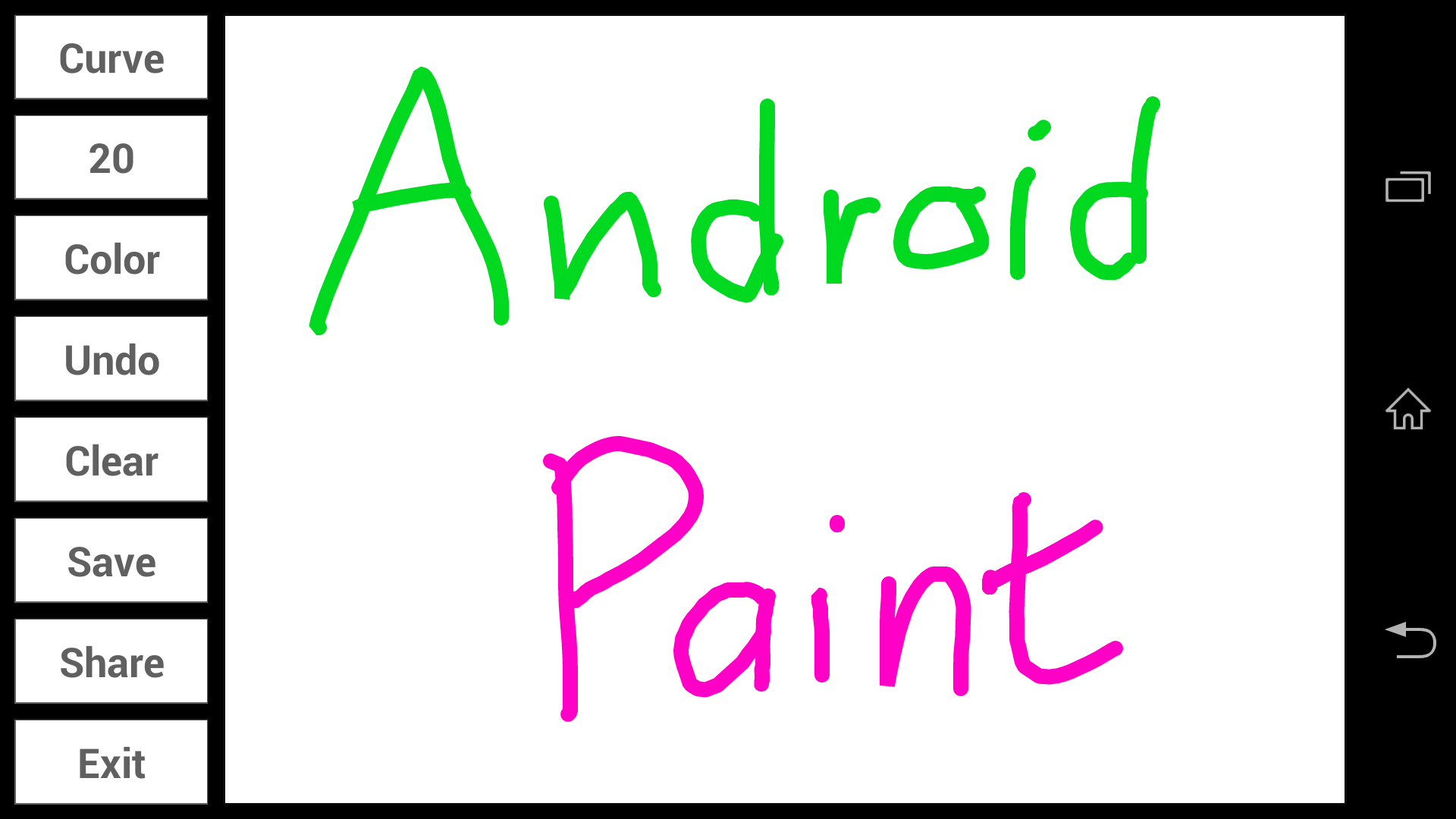 Android Paint: Amazon.es: Appstore para Android