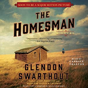 The Homesman Audiobook