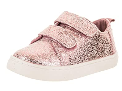 5ac6a2e2e64119 Toms Girls Lenny Fabric Low Top Fashion Sneaker (7 M US Toddler