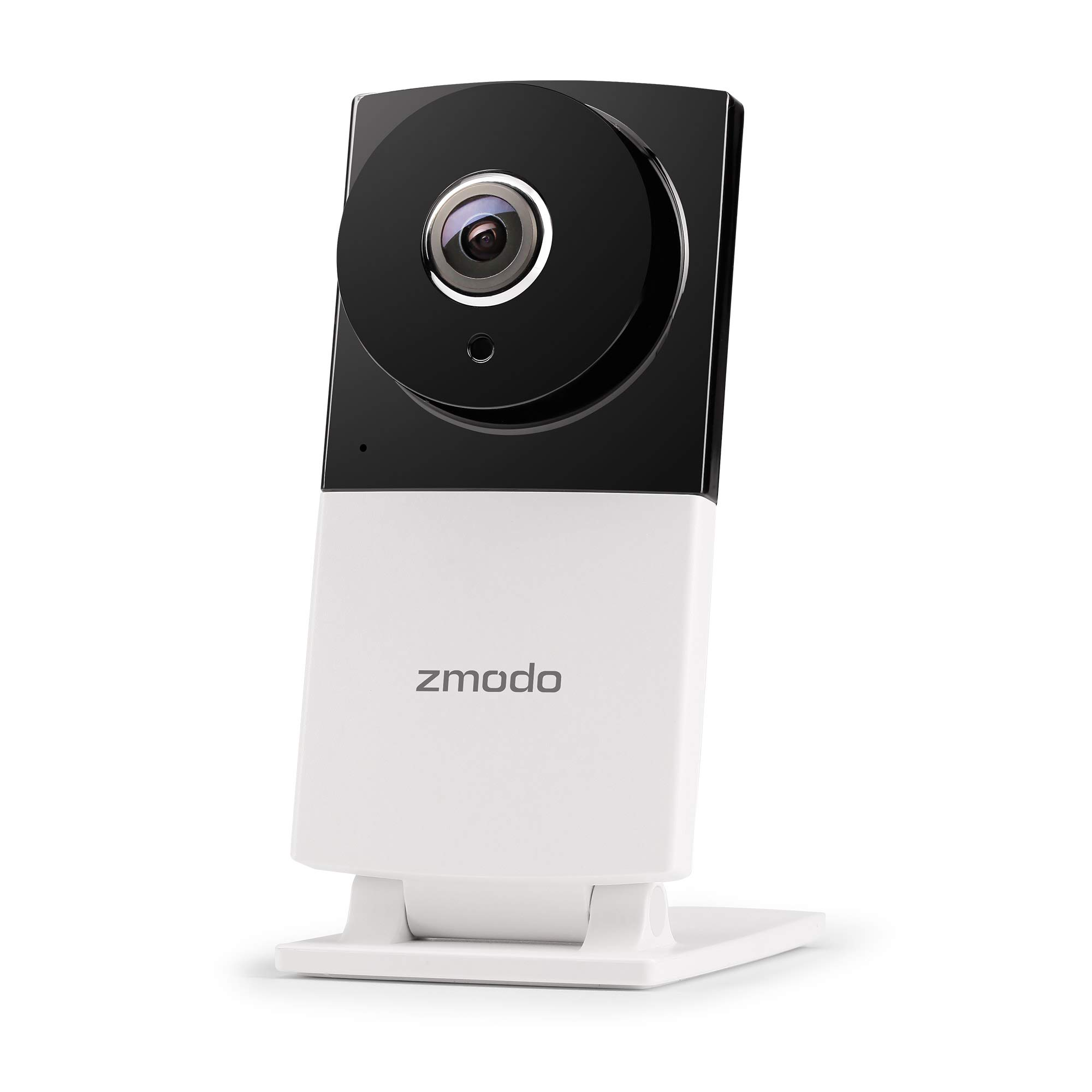 Zmodo 1080p Wide Angle 180 Degrees Wireless Two Way Audio Home Security Camera by Zmodo