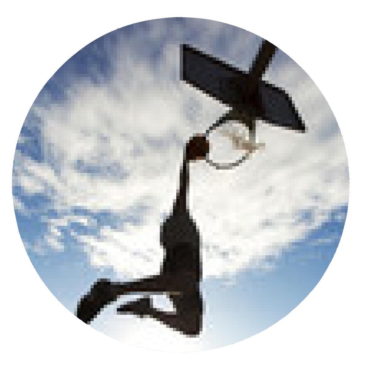 alfombrilla de ratón El jugador de baloncesto de la clavada ...