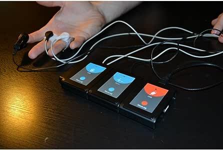 hBARSCI Digital USB Polygraph (Lie Detector) Demonstration Kit