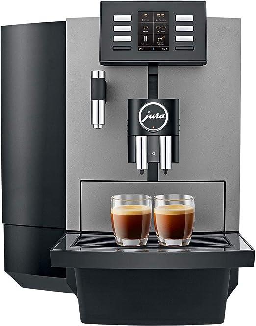 JURA X6 Independiente Máquina espresso 5 L Totalmente automática ...