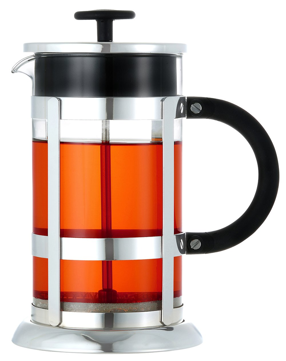 GROSCHE CHROME Premium French Press (12 Ounce) GR 240