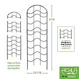 Achla Designs Waves Trellis Extension Piece