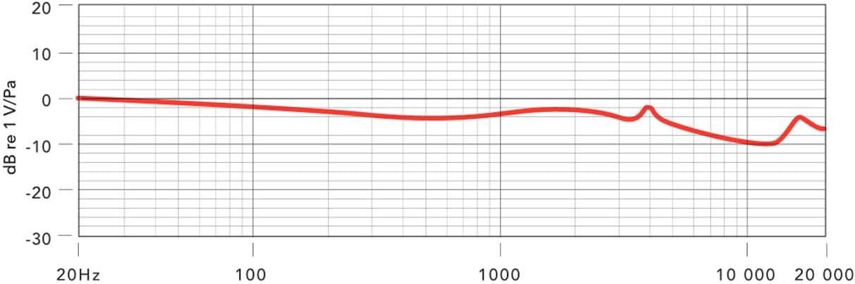 Rode NTR B/ändchenmikrofon Ribbon-Mikrofon keepdrum Mikrofonkabel 6m XLR