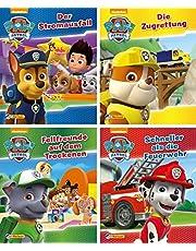 4er Paw Patrol 1-4 (Nelson Mini-Bücher)