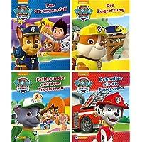 Nelson Mini-Bücher: 4er Paw Patrol 1-4