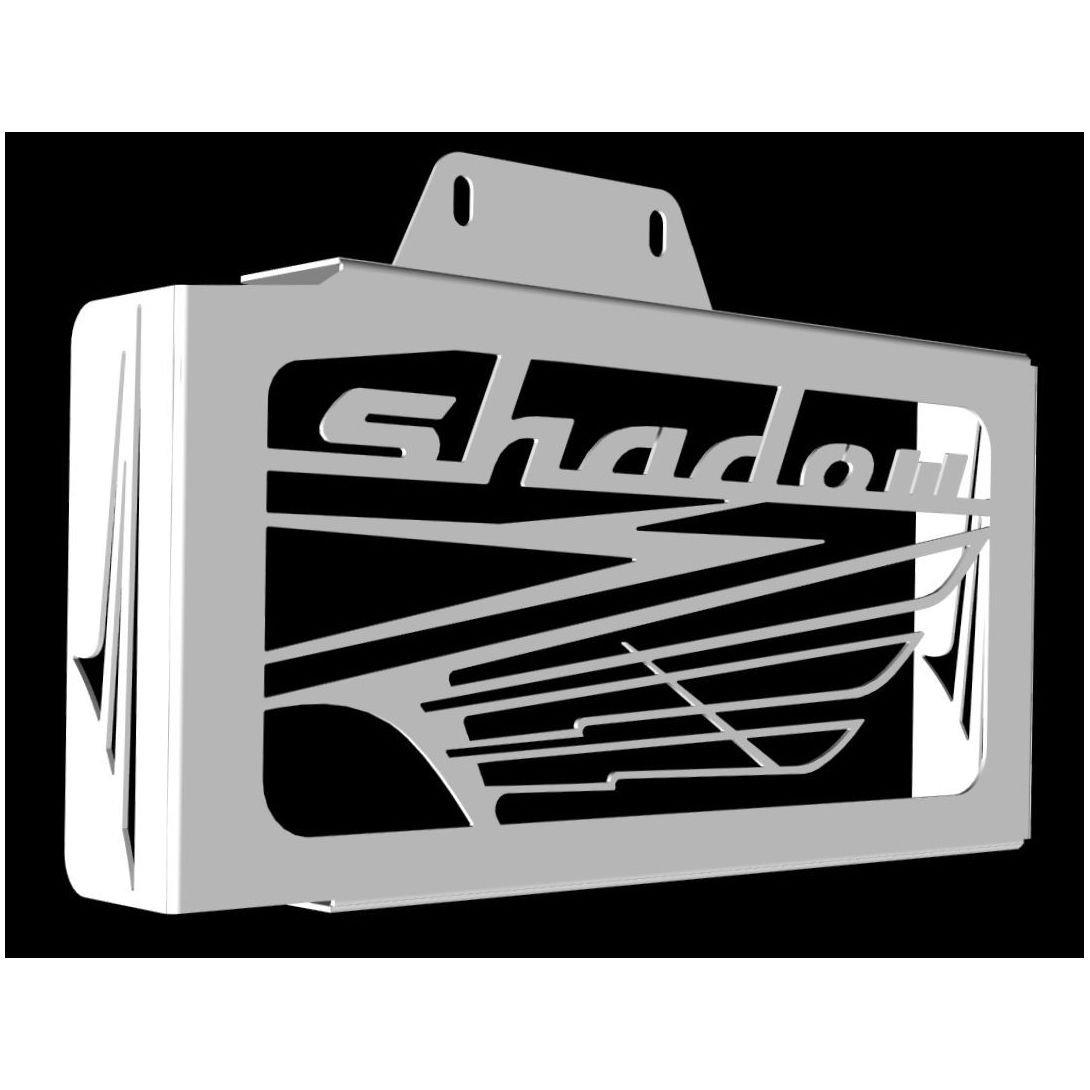 radiator cover radiator guard 125 Shadow VT design Wing