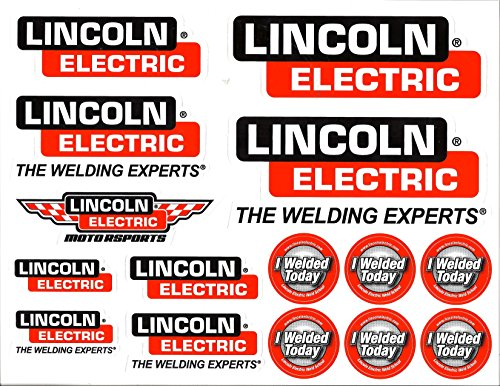 Lincoln Electric Racing Decal Sticker Sh Buy Online In Papua New Guinea At Desertcart