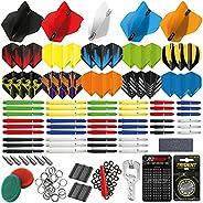 Red Dragon Darts 200 Piece Bumper Darts Accessory Pack