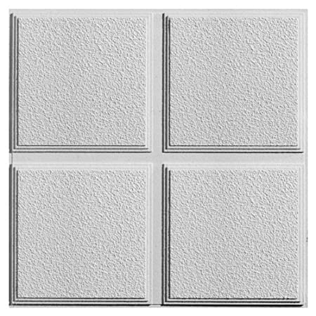 armstrong 2 x 2 homestyle cascade ceiling tile 12 1270 amazon rh amazon co uk Armstrong Tin Ceiling Tiles Armstrong Pinehurst Ceiling Tiles