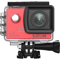 SJCAM SJ5000 Wi-Fi Full HD Aksiyon Kamerası-Kırmızı