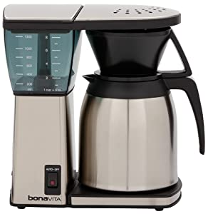 Bonavita BV1800TH 8-Cup Coffee Maker with Thermal Carafe