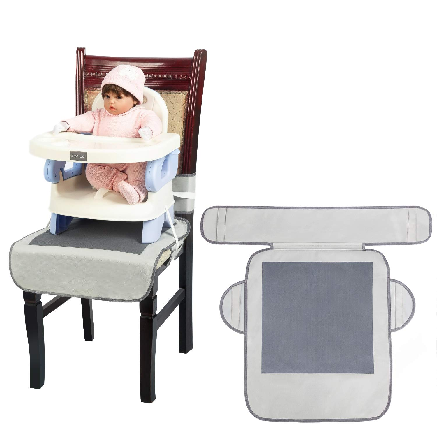 Munchkin Protect Booster Chair Cover Grey