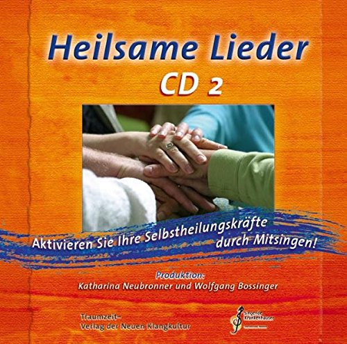 Heilsame Lieder 2, Audio-CD