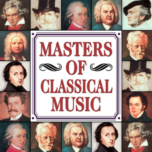 Masters Classical Music Various artists product image