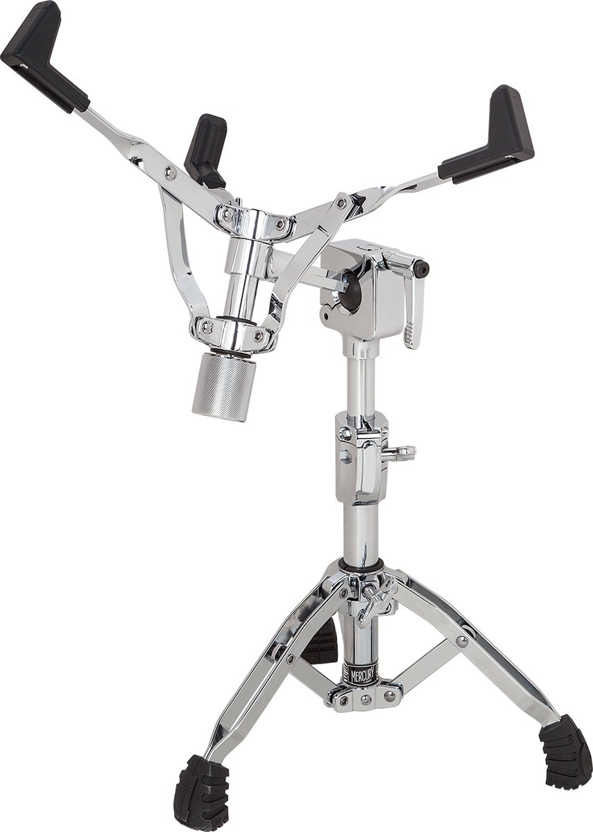 ddrum MSS Mercury Snare Stand, Chrome