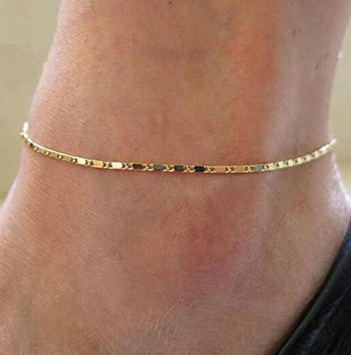 sold in elephant strand shown w lucy choice large anklet products leather with separately charm silverplate add your ankle the