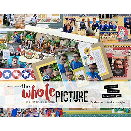 Generations Scrapbooking Scrapbook (Scrapbook Generation SG-Twp the Whole Picture)