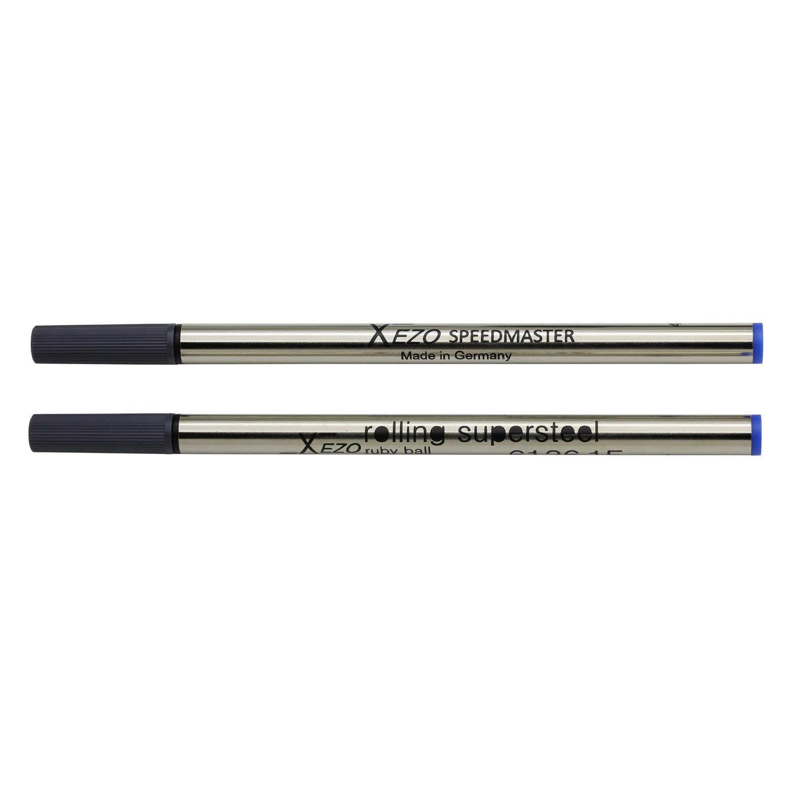 Xezo Pens Speedmaster Fine Rollerball Refills, Pack of 2,...
