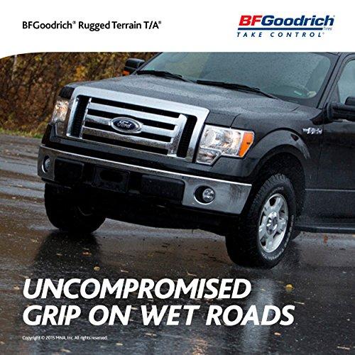 Amazon.com: BFGoodrich Rugged Terrain T/A All Season Radial Tire    P235/75R16/XL 109T: BFGoodrich Tires: Automotive