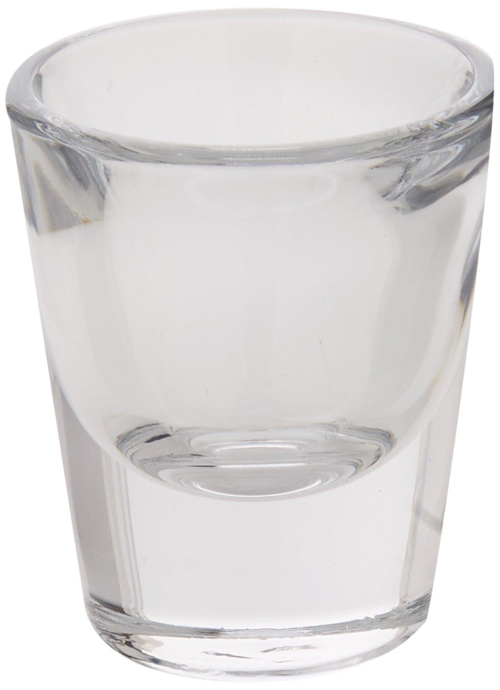 American Shot Glasses 1oz / 30ml - Pack of 12 | 3cl Shot Glasses, Slammer Glasses Pasabahce