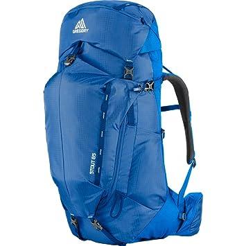 Gregory montaña productos hombre Stout 65 mochila, hombre, azul marino: Amazon.es: Deportes y aire libre