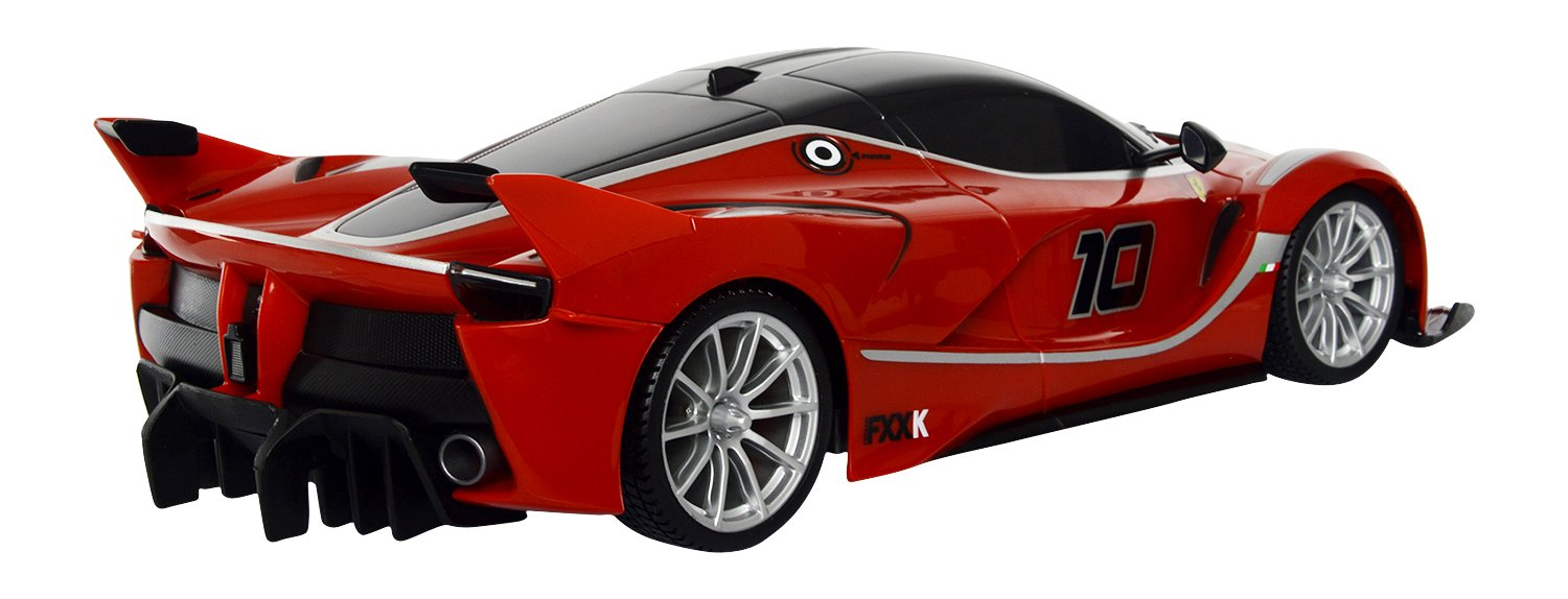Buy Maisto 1:14 Ferrari FXX K Toy Car (Red) Online at Low