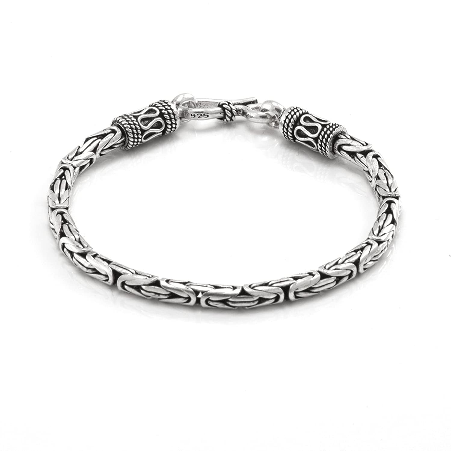 bracelet necklace jewelry michael silver curb collar product silvertone chain no logo kors color lyst plate gallery
