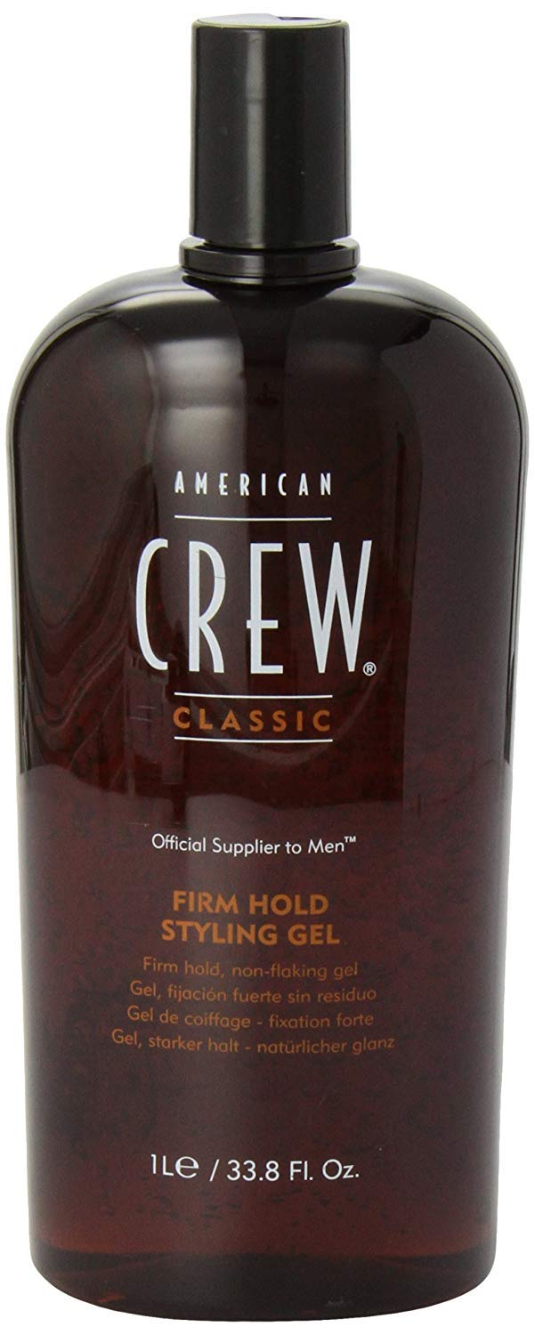 Amazon Com American Crew Firm Hold Styling Gel 33 8 Fl Oz American Crew Premium Beauty