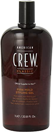 American Crew Firm Hold Styling Gel, 1 L