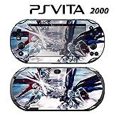 Decorative Video Game Skin Decal Cover Sticker for Sony PlayStation PS Vita Slim (PCH-2000) - Gundam