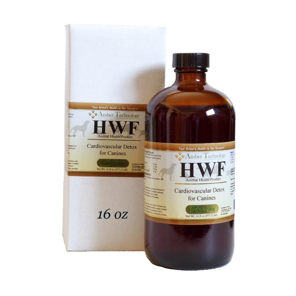 HWF - Cardiovascular Detox for Canines (16 oz)