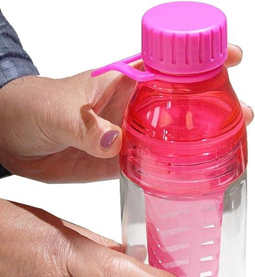 indici15 Bottiglia Borraccia Infusore di Frutta Tisane Te per bevande Detox