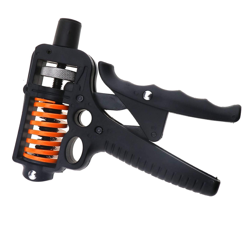 SING F LTD and Grip Strengthener Workout Adjustable Resistance Range 10-50 kg