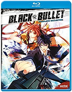 Black Bullet Complete Collection [Blu-ray] [Import] (B010CVUYO8) | Amazon price tracker / tracking, Amazon price history charts, Amazon price watches, Amazon price drop alerts
