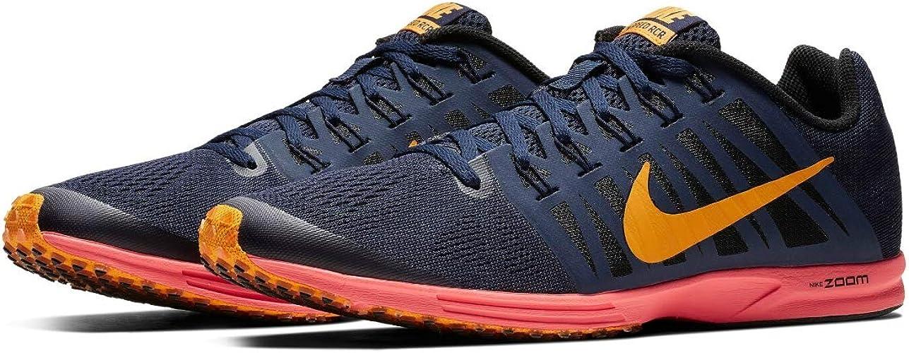 seriamente Presa perfil  Amazon.co.jp: Nike Air Zoom Speed Racer 6 749360-400 BNBL/OR 23.0 Running  Shoes: generic