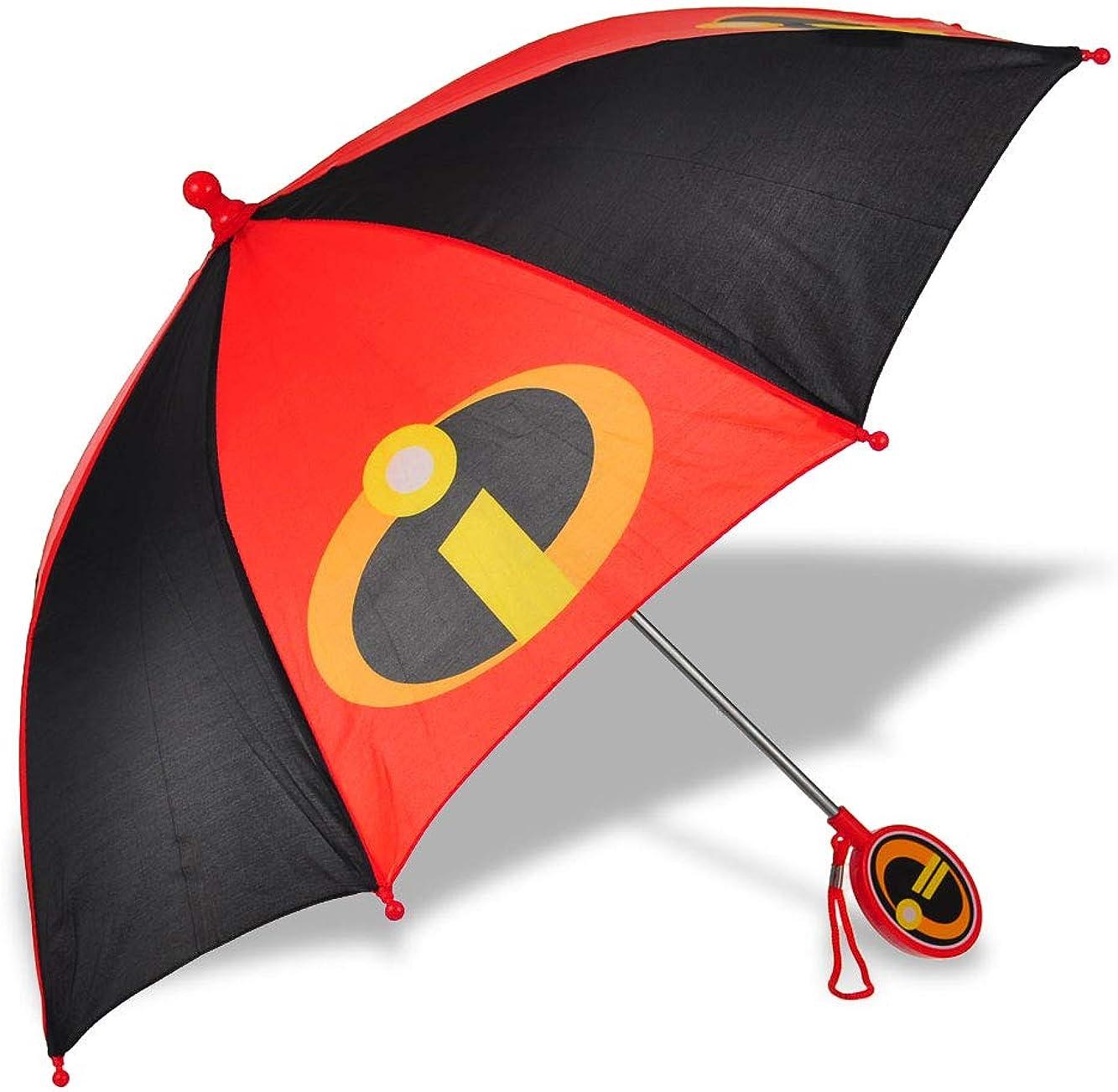 Disney Incredibles 2 Molded Handle Umbrella for Kids