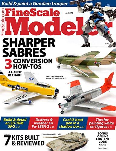 FineScale Modeler - Mens Photos Model