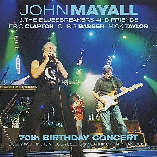 Vinilo : John Mayall & Bluesbreakers - 70th Birthday Concert Live In Liverpool (Indie Exclusive, 4PC)