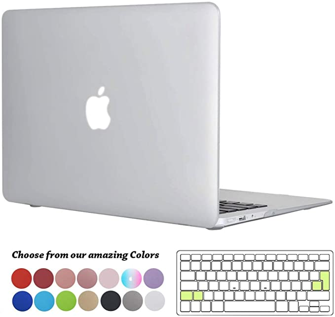 714 opinioni per Tecool Custodia MacBook Air 13 Pollici, [Ultra Sottile Serie] Plastica Case