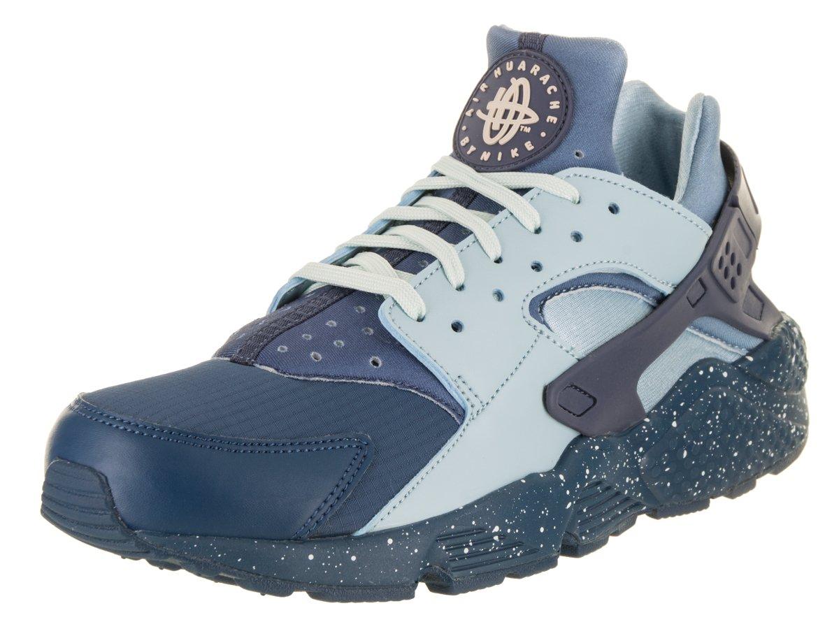 buy popular 99178 d80f4 Galleon - Nike AIR Huarache Run PRM Mens Fashion-Sneakers 704830-402 13 - Blue  Force DIFFUSED Blue-Ocean Bliss