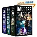 Daggers & Steele, Books 1-3