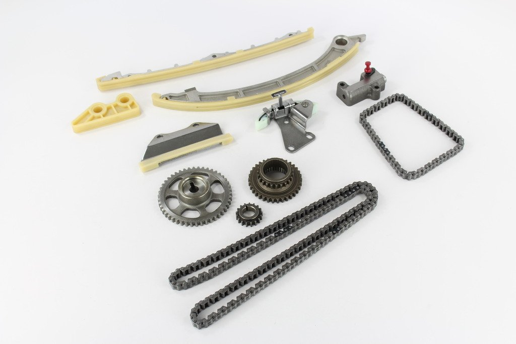 DNJ Engine Components TK242 Timing Chain Kit by DNJ ENGINE COMPONENTS